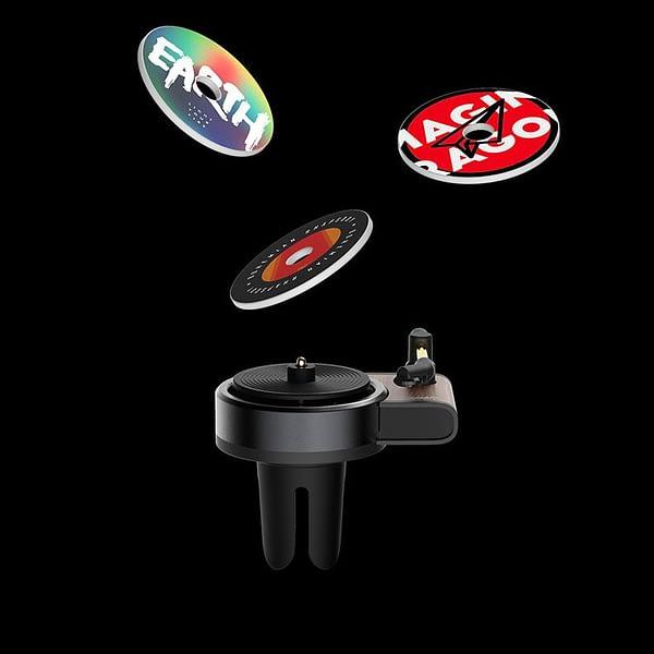 Retro Player Car Air Freshener
